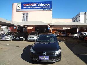 Volkswagen Voyage 1.0 City Preto 2012