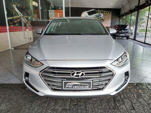 Hyundai Elantra 2.0 Especial Edition Prata 2017