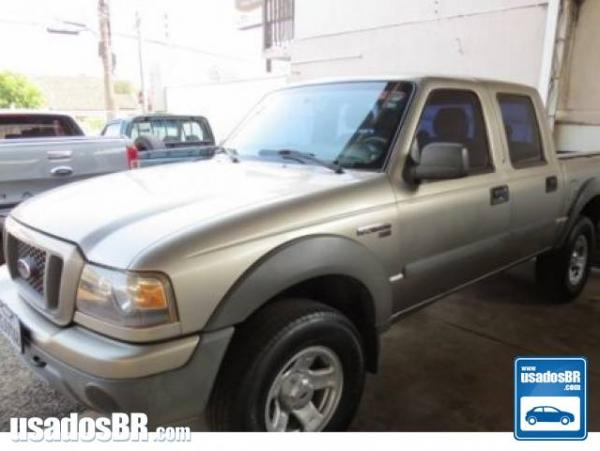 FORD RANGER 3.0 XLS 16V 4X4 CD DIESEL 4P MANUAL Cinza 2007