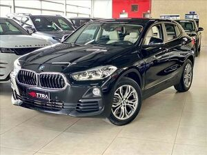 BMW X2 1.5 12V Sdrive18I GP Preto 2019