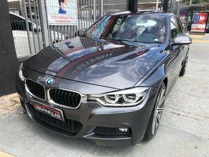 BMW 328i 2.0 M Sport Cinza 2017