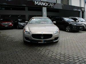 Maserati Quattroporte 3.8 GTS Turbo V8 Dourado 2014