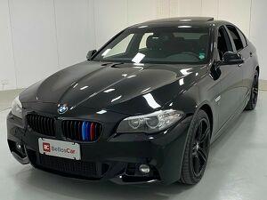 BMW 535i 3.0 M Sport Preto 2015