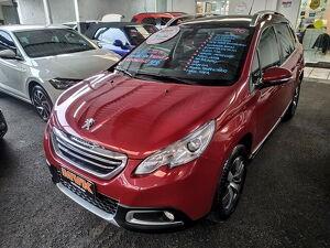 Peugeot 2008 1.6 Griffe Vermelho 2018