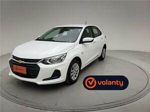Chevrolet Onix 1.0 LT 8V Branco 2020