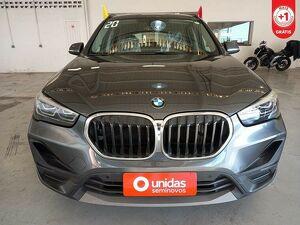 BMW X1 2.0 20I Sdrive Turbo Cinza 2020