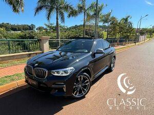 BMW X4 3.0 Twinpower M40I Preto 2020