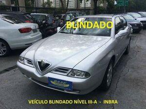 Alfa Romeo 166 3.0 V6 Prata 1999