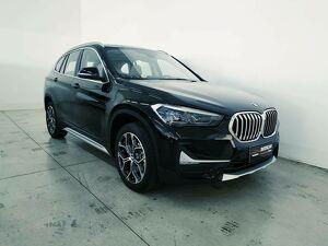 BMW X1 2.0 18I S-drive Preto 2020