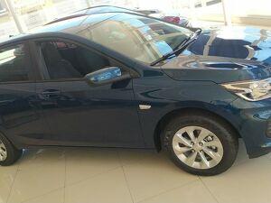 Chevrolet Onix 1.0 LT Turbo Azul 2022