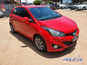 Hyundai HB20 1.0 Comfort Plus Vermelho 2015