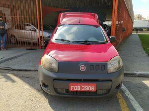 Fiat Fiorino 1.4 Furgão 8V Vermelho 2014