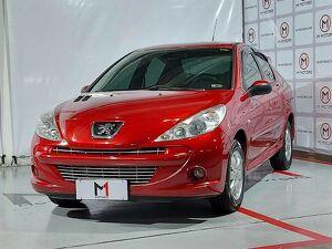 Peugeot 207 1.4 XR Passion Sport Vermelho 2012