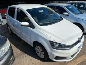 Volkswagen Fox 1.0 Trendline Branco 2015