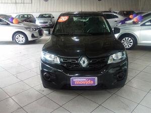 Renault Kwid 1.0 ZEN Preto 2020