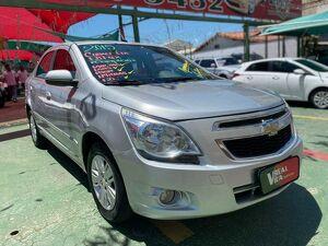 Chevrolet Cobalt 1.8 LTZ 8V Prata 2015