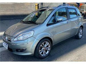Fiat Idea 1.6 Essence 16V Cinza 2015