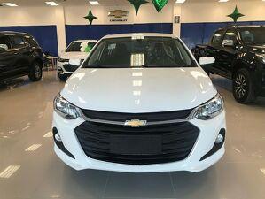 Chevrolet Onix 1.0 Plus Branco 2022