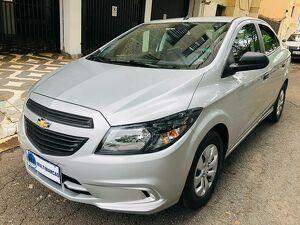 Chevrolet Prisma 1.0 JOY 8V Prata 2019