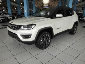 Jeep Compass 2.0 S Branco 2021