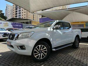 Nissan Frontier 2.3 XE Branco 2020
