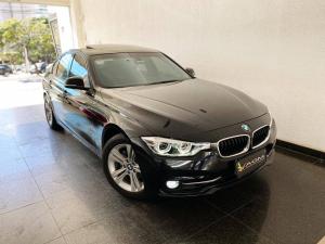 BMW 320i 2.0 SPORT GP TURBO Preto 2017