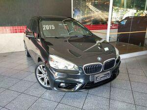 BMW 225i 2.0 Cat GP Sport Turbo Preto 2015