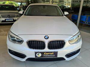 BMW 120i 2.0 Sport Branco 2016