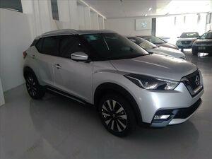 Nissan Kicks 1.6 SL Prata 2021