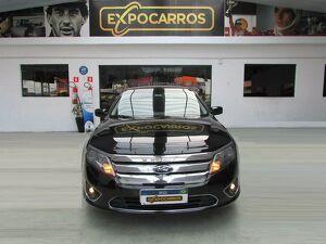 Ford Fusion 3.0 SEL FWD V6 24V Preto 2012