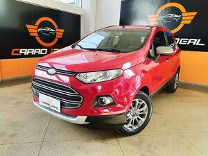 Ford Ecosport 1.6 Freestyle Vermelho 2013