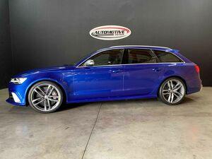 Audi RS6 4.0 Avant Bi-turbo V8 Azul 2015