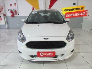 FORD KA 1.0 S 12V Branco 2018