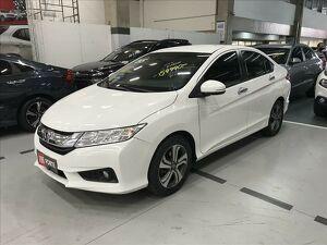 Honda City 1.5 EX Branco 2015