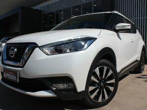 Nissan Kicks 1.6 SV Branco 2020