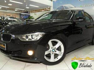 BMW 320i 2.0 Turbo Preto 2013