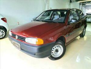 Volkswagen Gol 1.0 8V Vermelho 1998