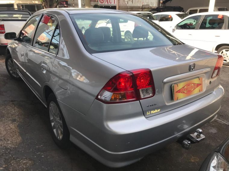 HONDA CIVIC 1.7 LXL