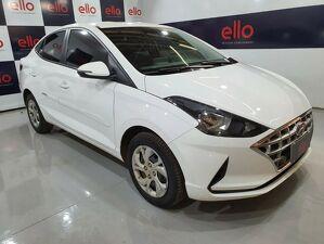 Hyundai HB20S 1.6 16V Vision Branco 2020