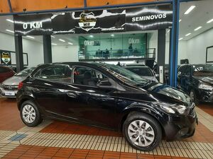 Chevrolet Onix 1.0 LT 8V Preto 2017