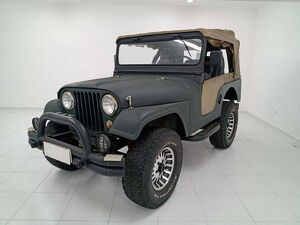 Willys Jeep 2.6 6 Cilindros 12V Preto 1959