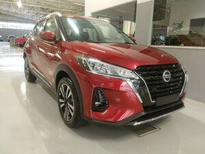Nissan Kicks 1.6 SV Vermelho 2021