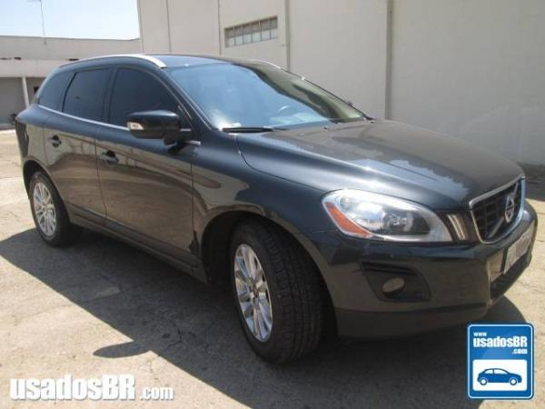 Foto do veiculo VOLVO XC60 3.0 COMFORT AWD TURBO Cinza 2010