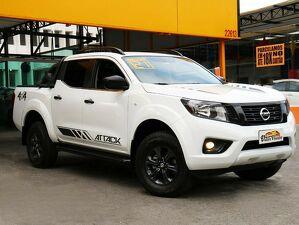 Nissan Frontier 2.3 Attack Branco 2021