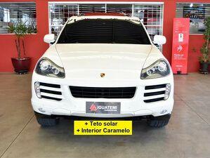 Porsche Cayenne 3.6 V6 Branco 2010