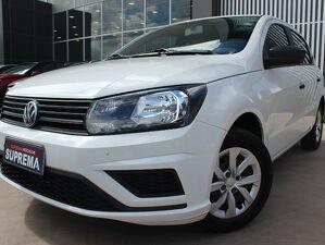 Volkswagen Gol 1.0 12V MPI Branco 2020