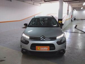 CITROËN C4 CACTUS 1.6 VTI 120 FEEL PACK Cinza 2020