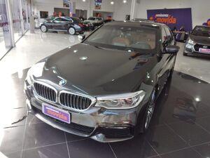 BMW 540i 3.0 M SPORT TURBO Cinza 2018