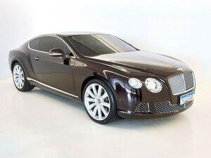 Bentley Continental 6.0 GT Marrom 2013