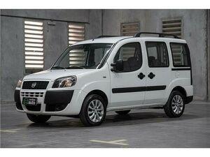 Fiat Doblò 1.8 Essence 16V Branco 2020